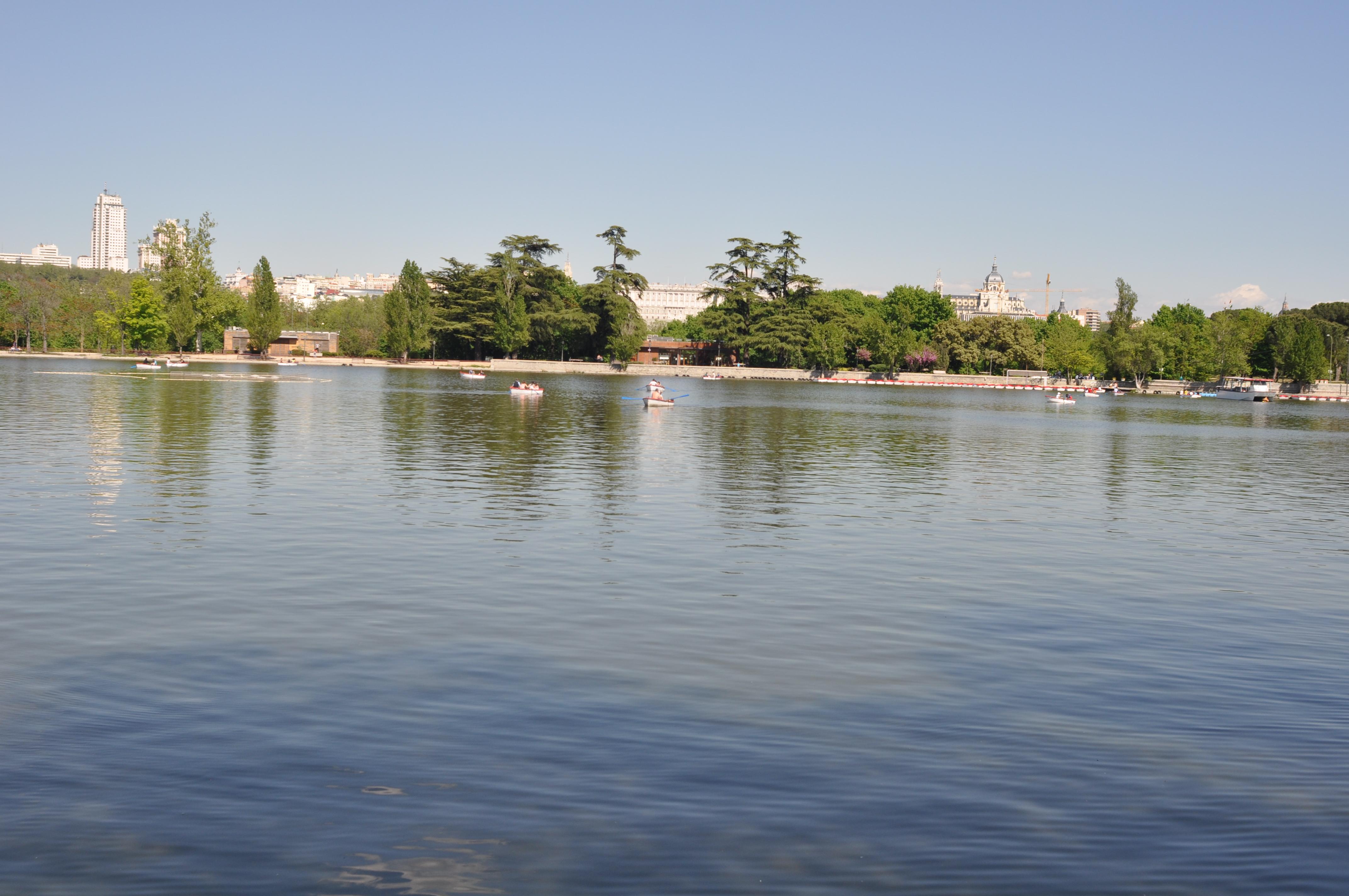 Lago de Casa de Campo (16)